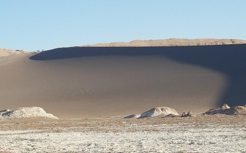 Туры в Чили. Песчаные дюны пустыни Атакама