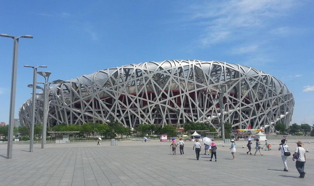 Групповые туры в Пекин. Птичье гнездо.