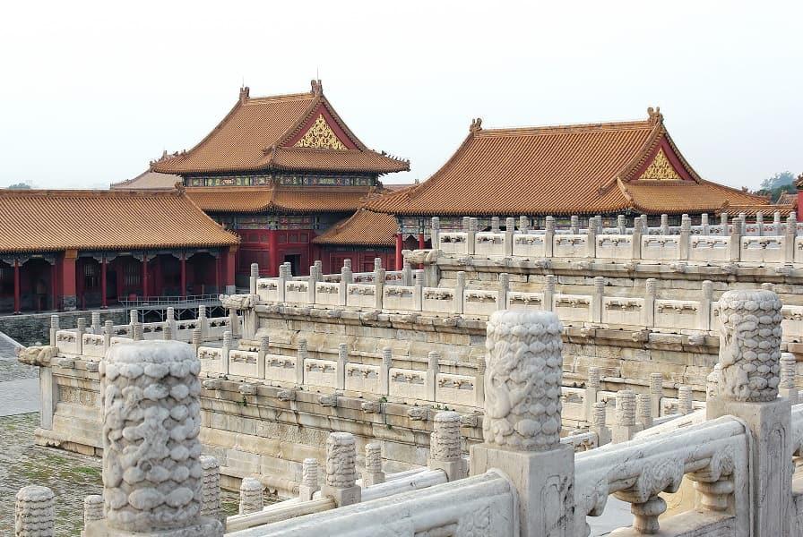 Поездка в Китай из Киева. Пекин. Запретный город Гудун