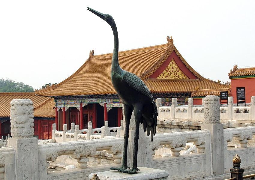 Тур в Пекин из Киева. Запретный город Гудун