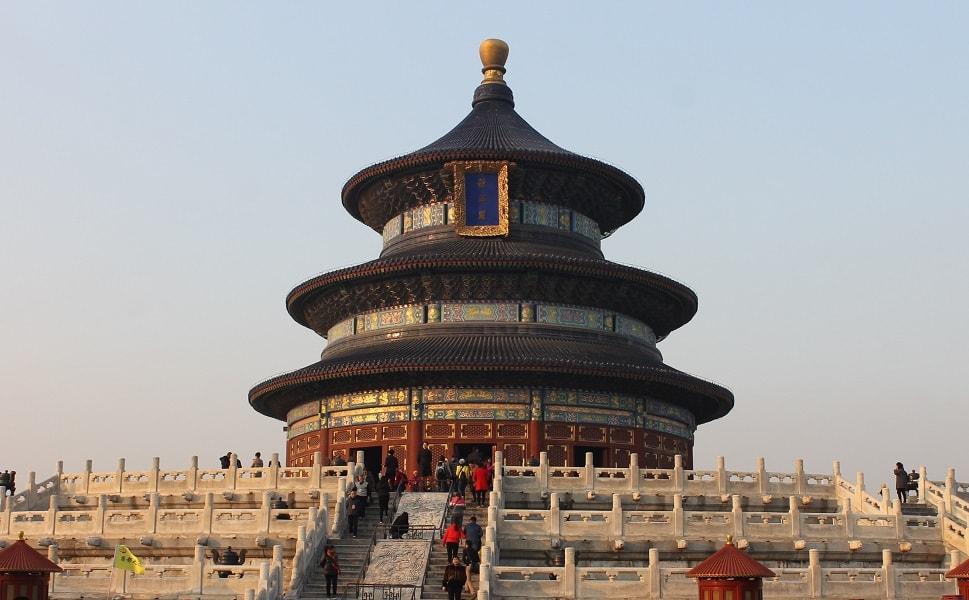 Тур в Пекин из Украины. Храм Неба
