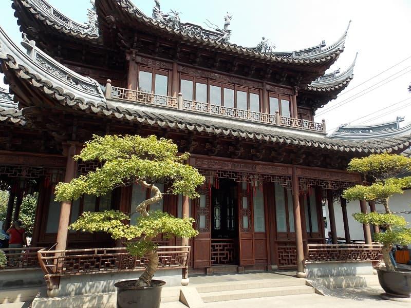 Экскурсионные туры в Шанхай. Храм нефритового Будды