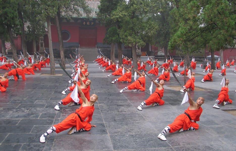 Экскурсионные туры в Шаолинь