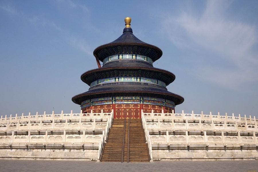 Экскурсионные туры в Китай. Пекин. Храм Неба