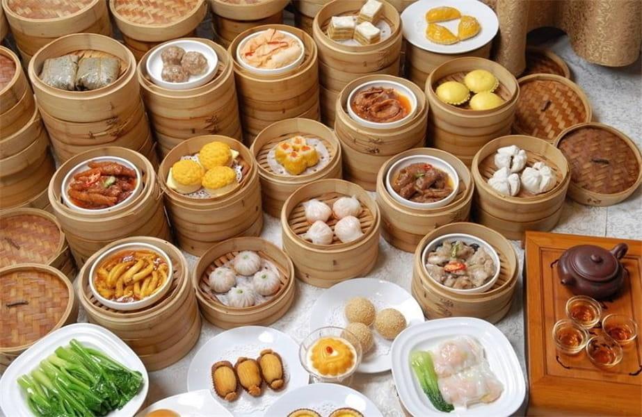 Поездка в Китай. Знаменитый банкет пельменей