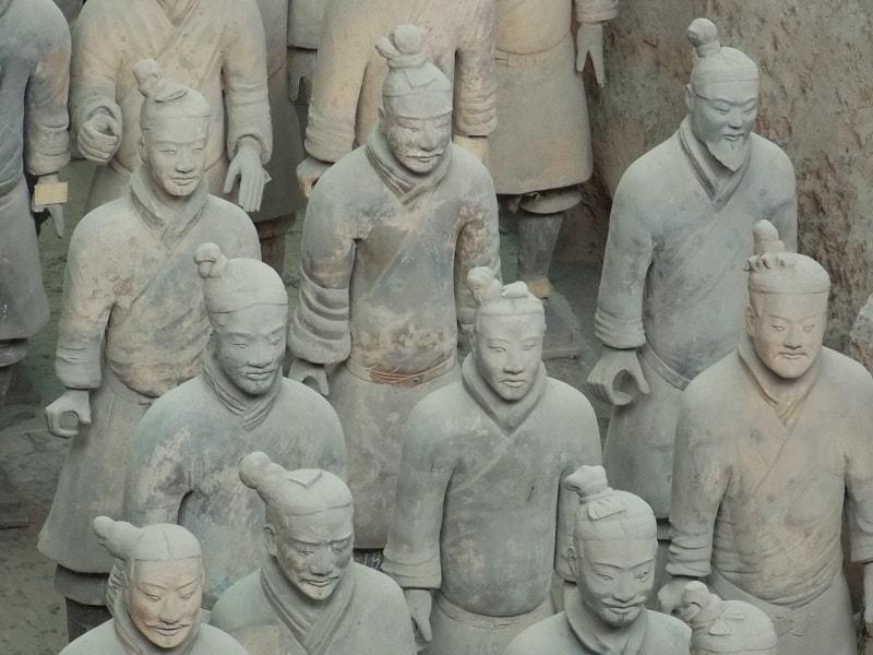 Групповые туры в Китай из Киева. Сиань. Терракотовая Армия