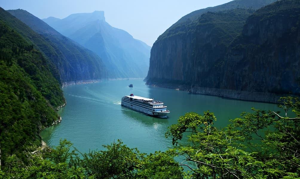 Экскурсионные туры в Китай. Круиз по реке Янцзы