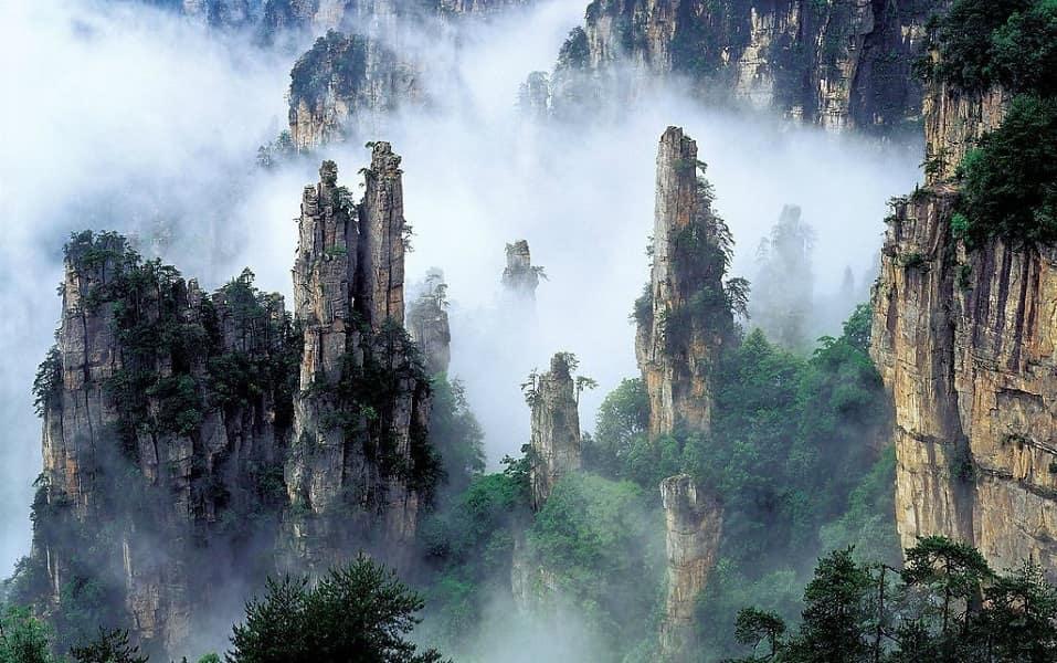 Индивидуальные туры в Китай. Чжанцзяцзе фото
