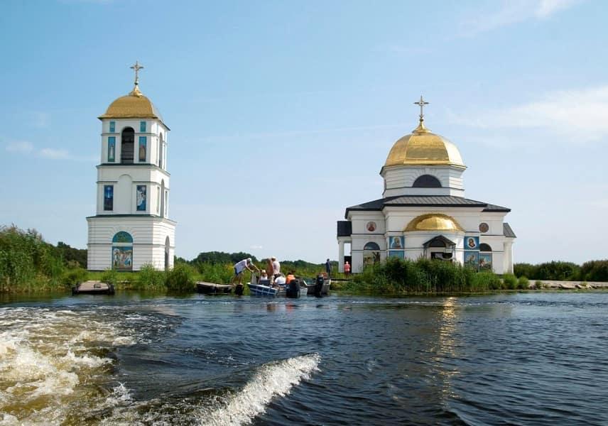 Однодневная экскурсия Триполье - Витачов - Ржищев