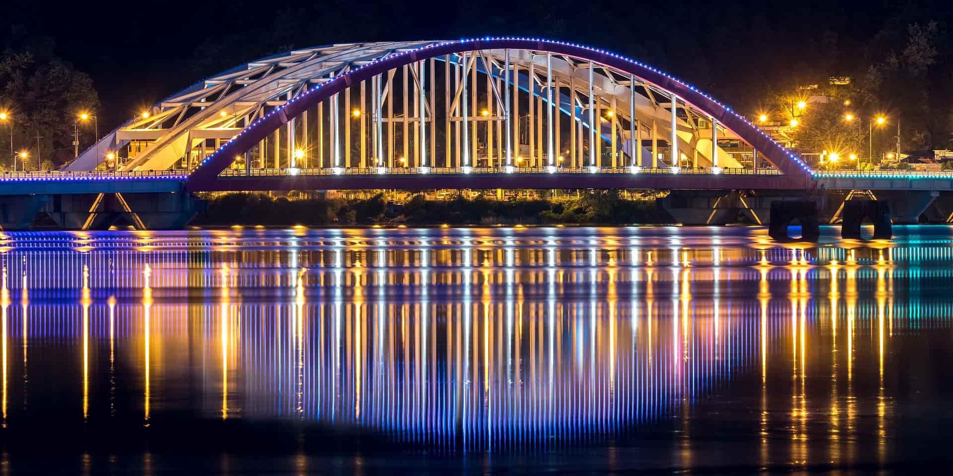 Экскурсионный тур в Корею. Сеул. Мост грамотности