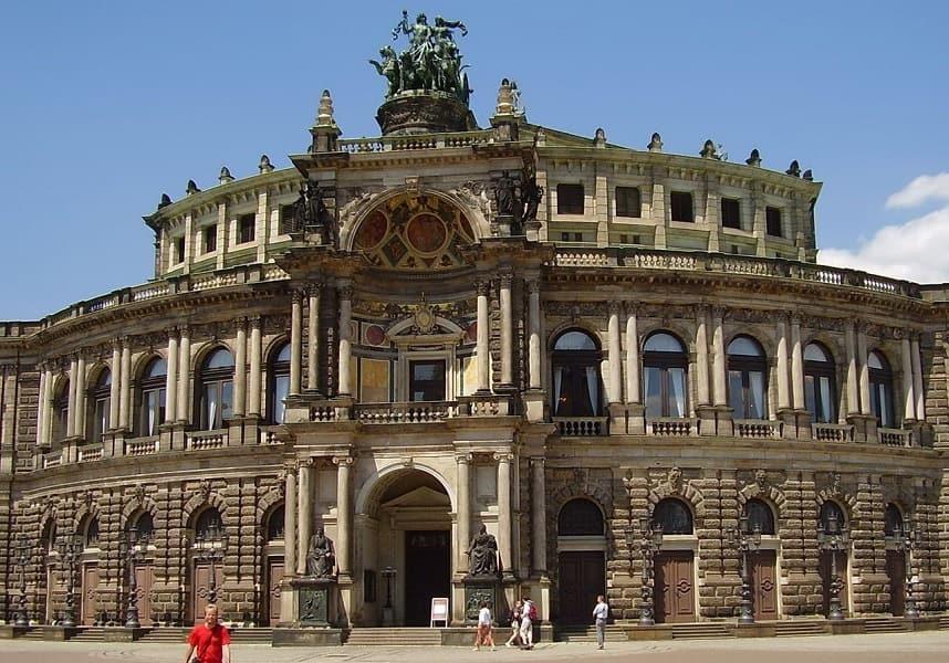 Экскурсионные туры в Германию. Дрезден фото
