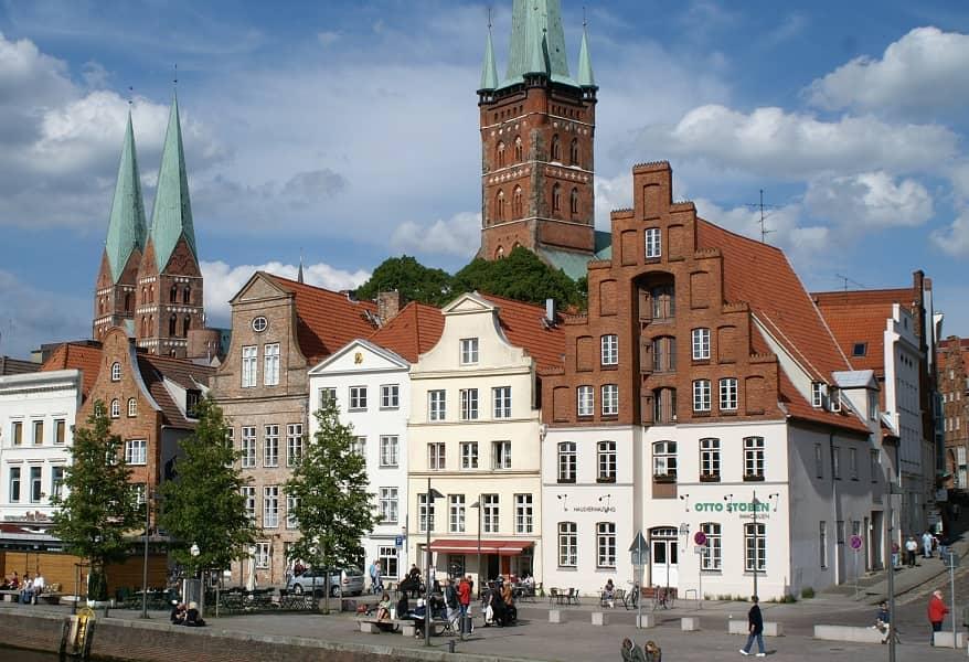 Экскурсионные туры в Германию из Украины. Любек