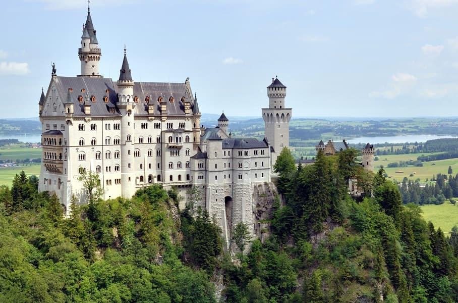 Экскурсионные туры в Германию. Замок Ношванштайн