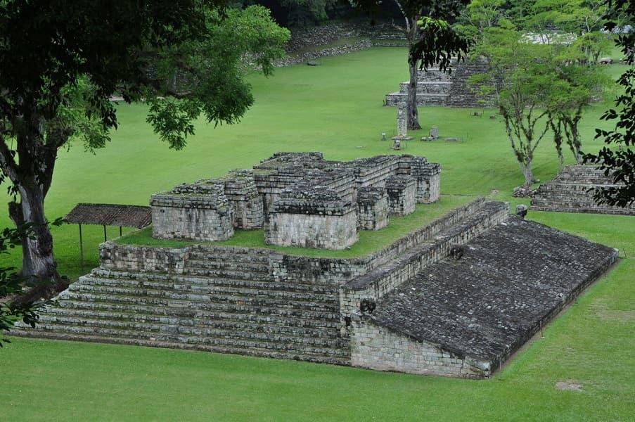 Экскурсионные туры в Гондурас Археологический комплекс Копан