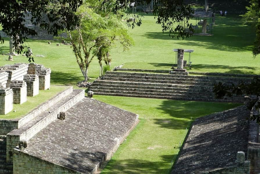 Экскурсионные туры в Гондурас. Копан фото