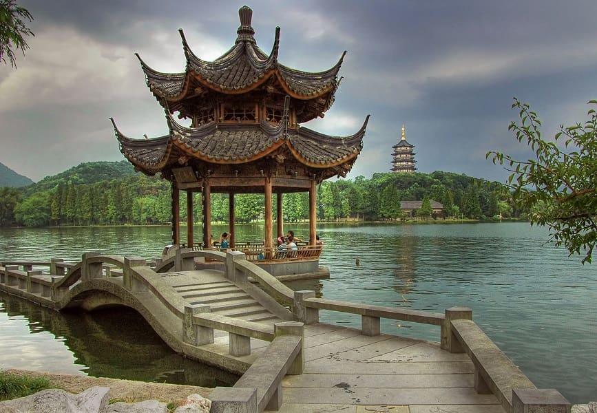 Экскурсионные туры в Китай. Ханчжоу. Озеро Сиху