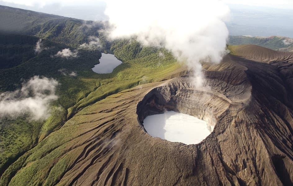 Экскурсионные туры в Коста Рику. Вулкан Ринкон де ла Вьеха