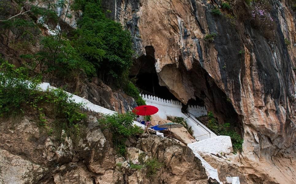 Экскурсионные туры в Лаос. Пещера Пак У