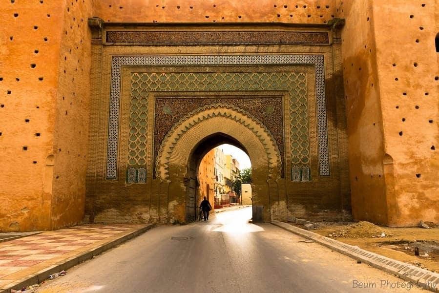 Экскурсионные туры в Марокко. Марракеш. Городские ворота