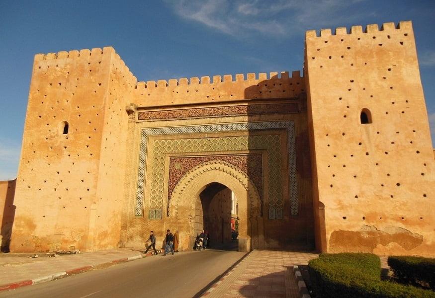 Экскурсионные туры в Марокко. Марракеш. Ворота