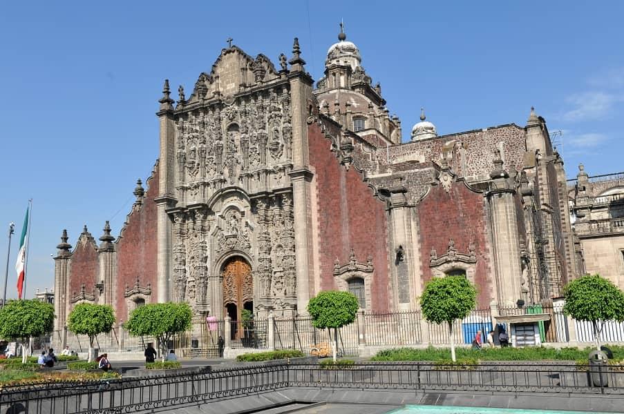 Экскурсионные туры в Мексику. Мехико. Собор Метрополитана