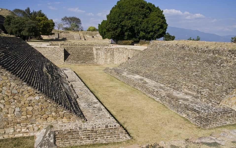 Экскурсионные туры в Мексику. Монте Альбан фото