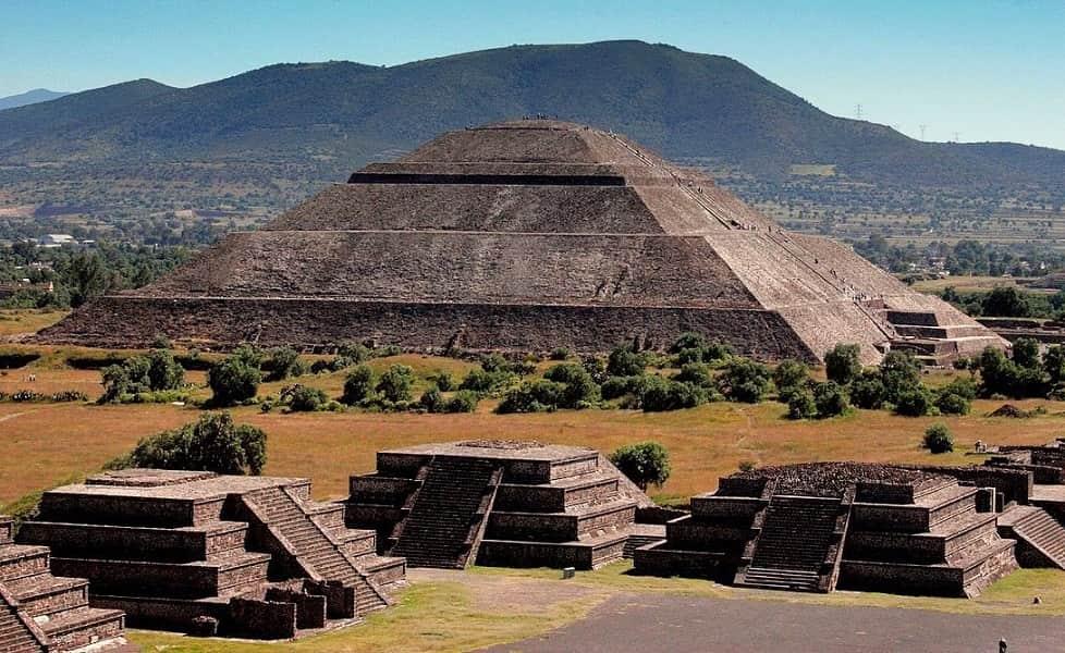 Экскурсионные туры в Мексику. Теотиаукан