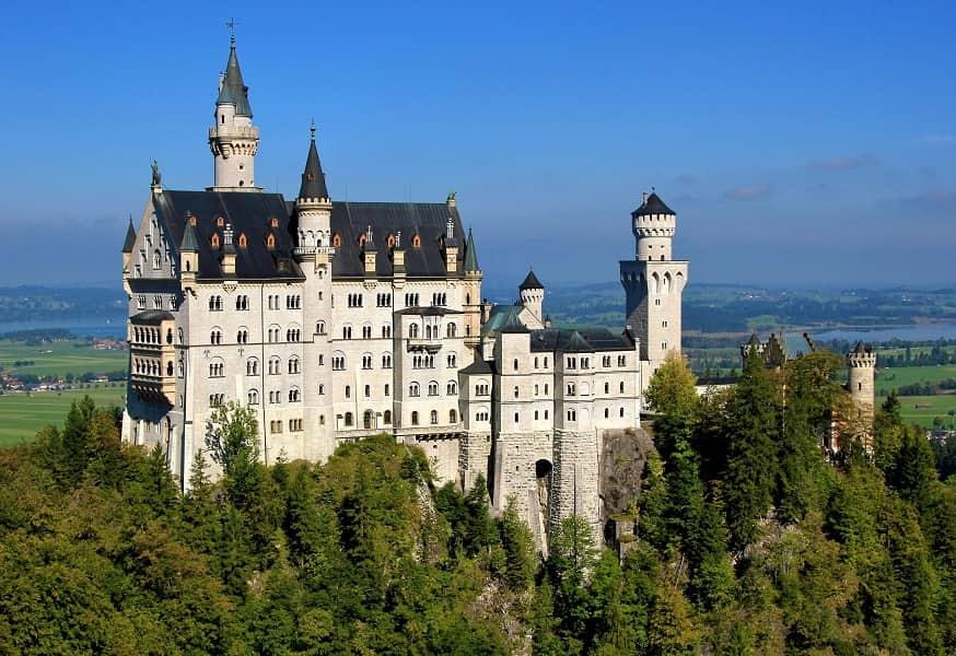 Экскурсионные туры в Мюнхен. Замок Нойшванштайн