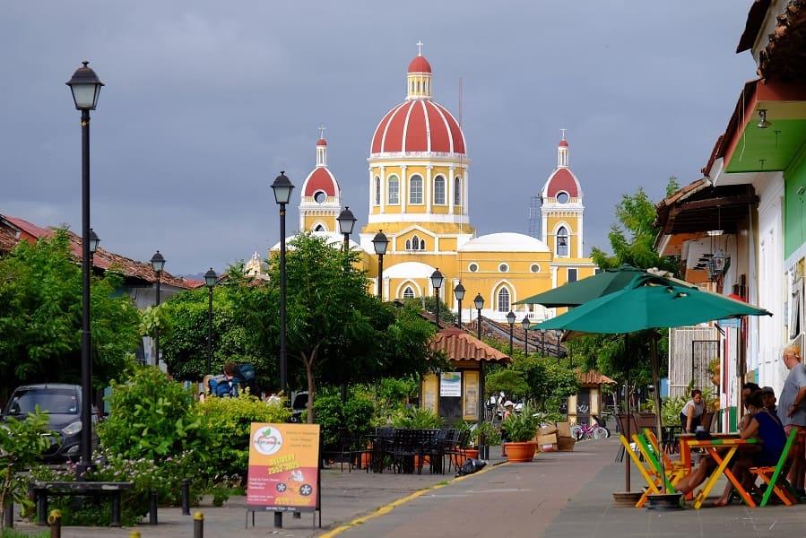 Экскурсионные туры в Никарагуа. Гранада. Кафедральный собор
