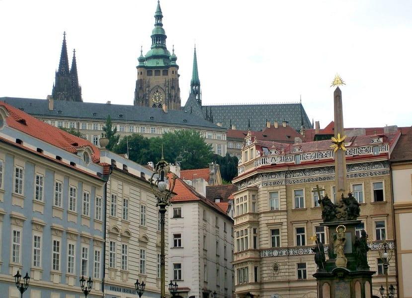 Экскурсионные туры в Прагу. Прогулка по Мала Страна
