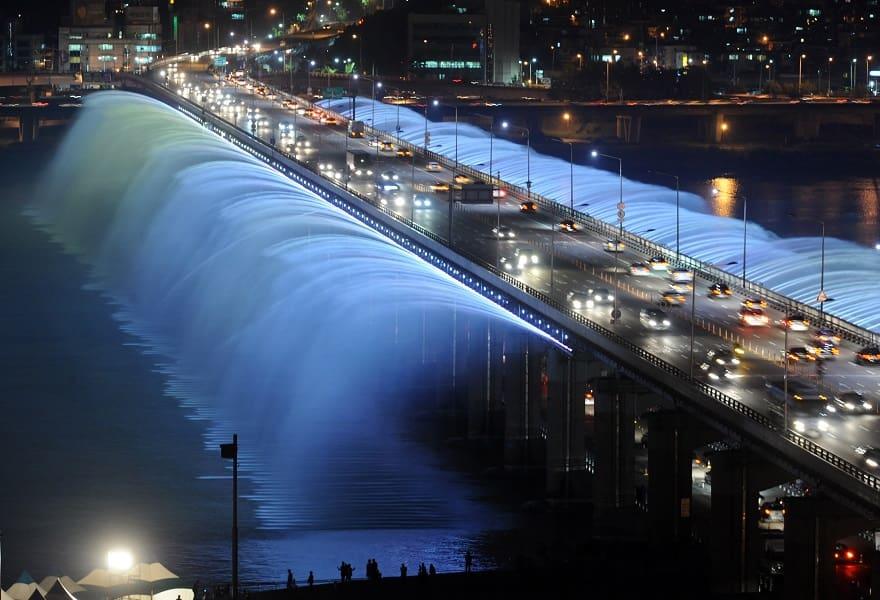 Экскурсионные туры в Сеул из Киева. Мост-Радуга