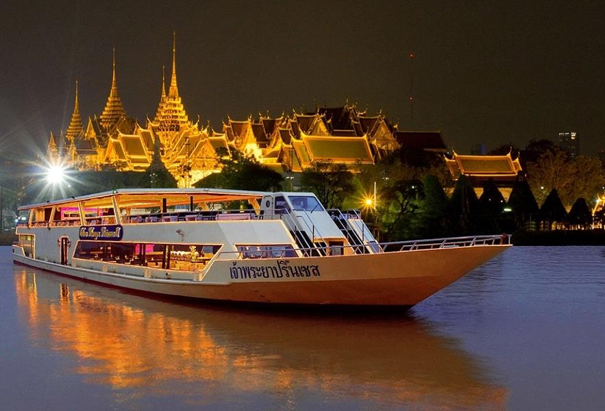 Экскурсионный тур в Тайланд. Круиз по реке Чаопрайя