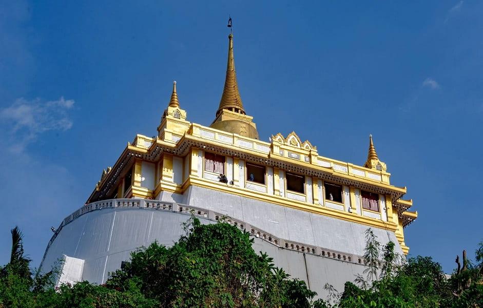 Экскурсионные туры в Тайланд. Бангкок. Храм Ват Сакет фото