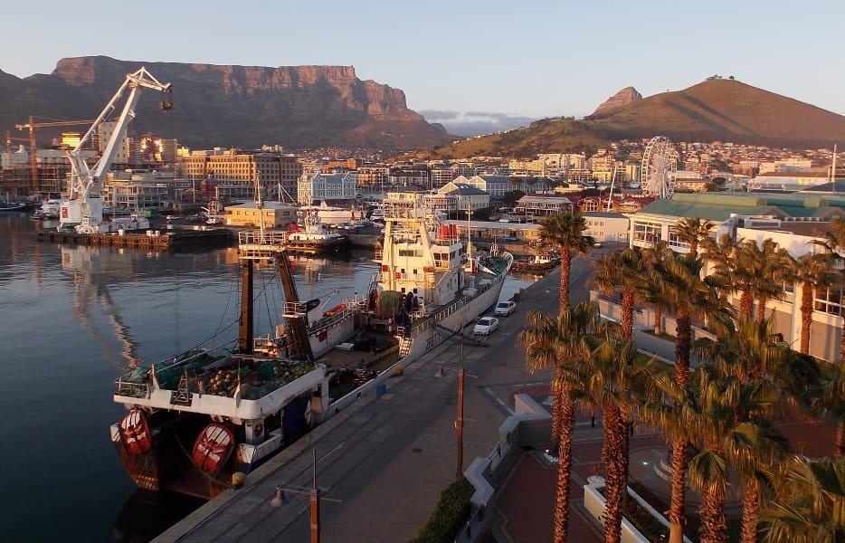 Экскурсионные туры в ЮАР. Кейптаун фото