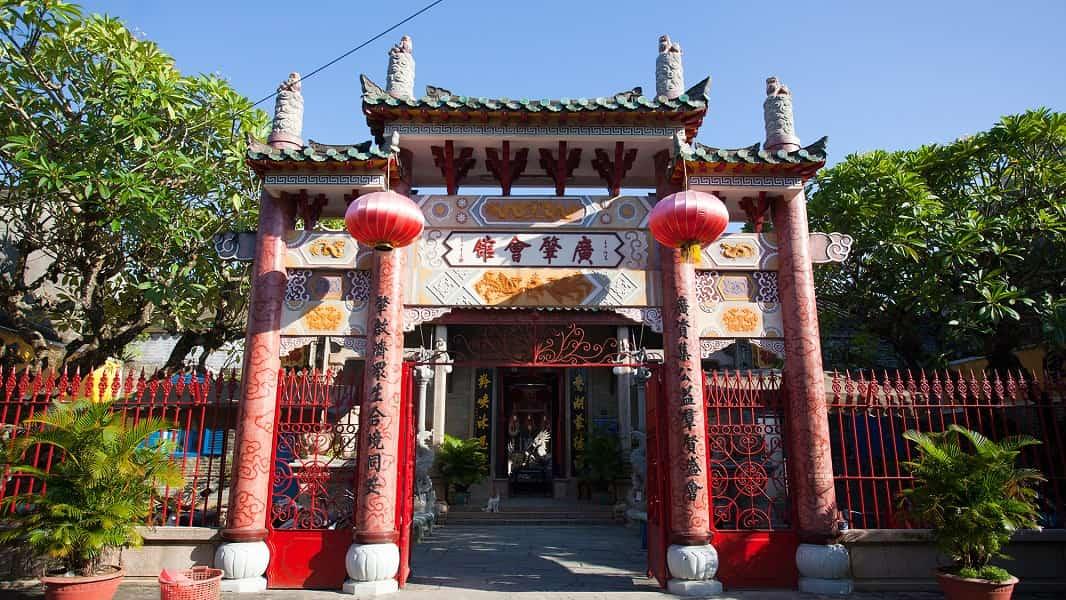 Экскурсионные туры во Вьетнам. Хойан. Ворота