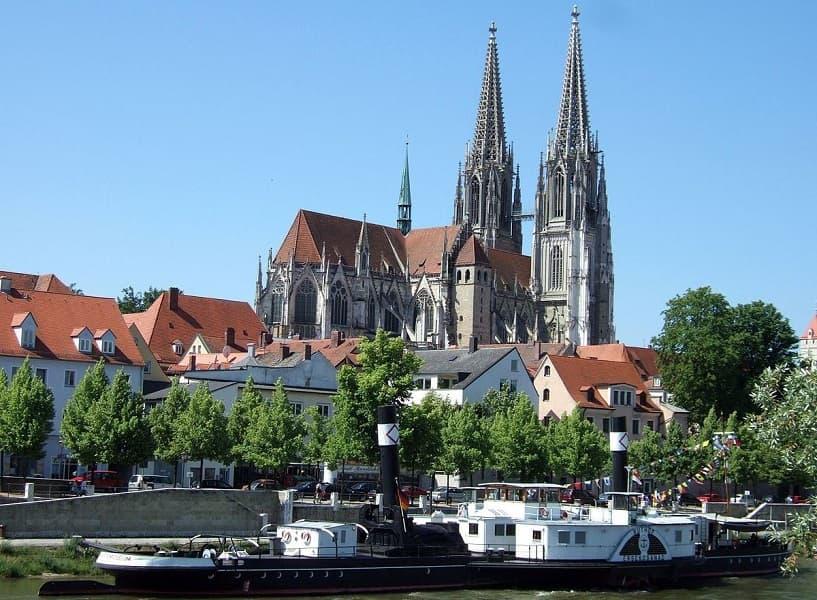 Экскурсия по Регенсбургу