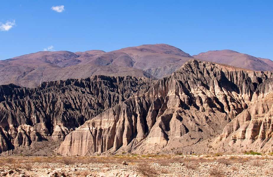 Групповые туры в Аргентину. Сальта. Кебрада де Умауака