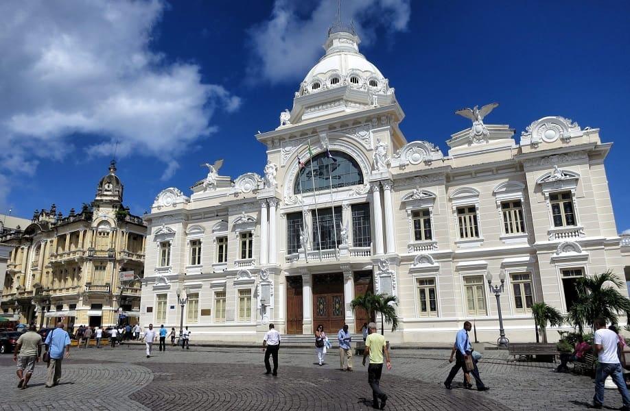 Групповые туры в Бразилию. Экскурсия по Сальвадору