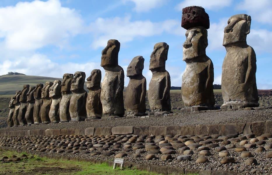 Групповые туры в Чили. Остров Пасхи