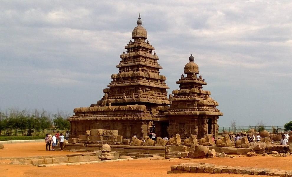 Групповые туры в Индию. Махабалипурам Храм