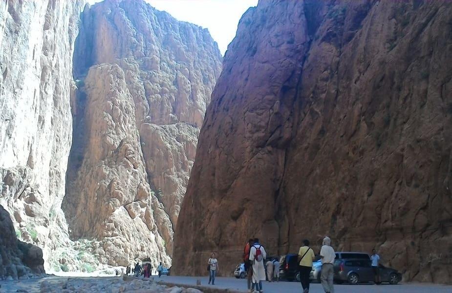 Групповые туры в Марокко. Атласские Горы