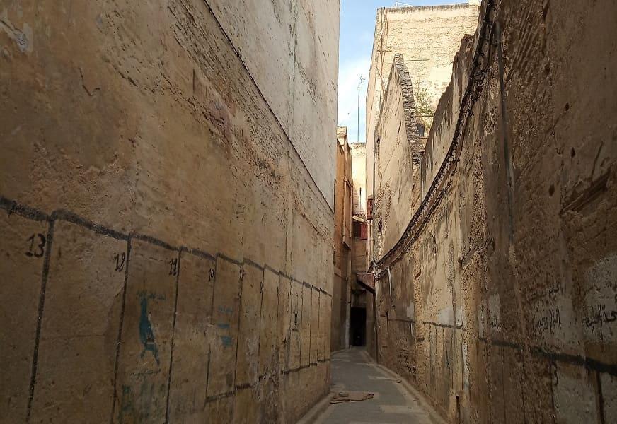 Групповые туры в Марокко. Фес. Медина