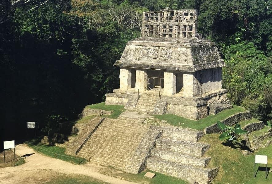Групповые туры в Мексику. Паленке фото