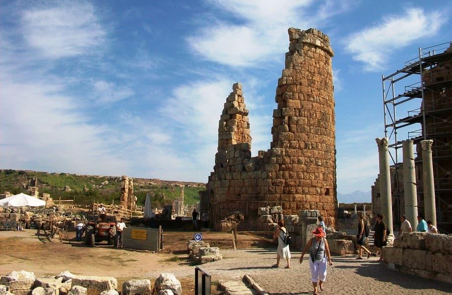 Групповые туры в Турцию. Пергам фото