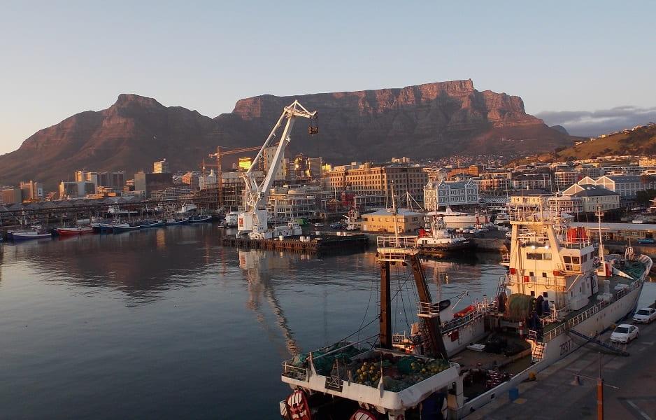Групповые туры в ЮАР. Кейптаун. Столовая гору