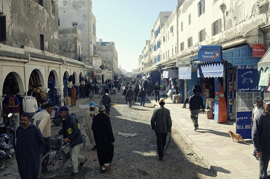 Индивидуальный тур в Марокко. Эссувейра. Медина