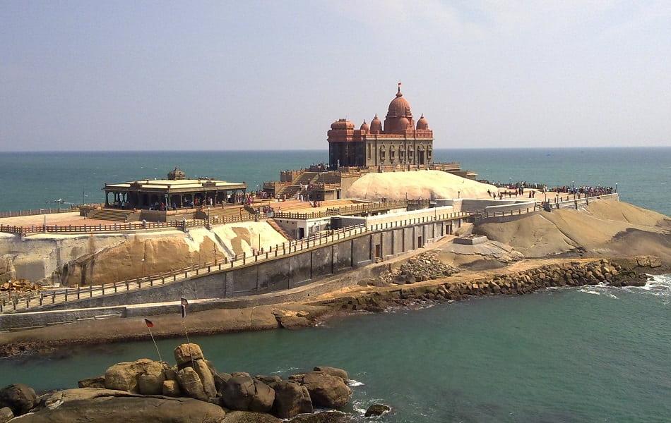Индивидуальный туры в Индию. Вивекананда Камень