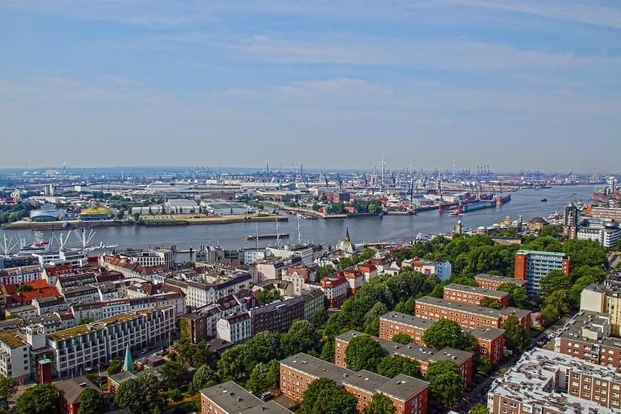 Индивидуальные туры в Германию из Киева. Гамбург фото