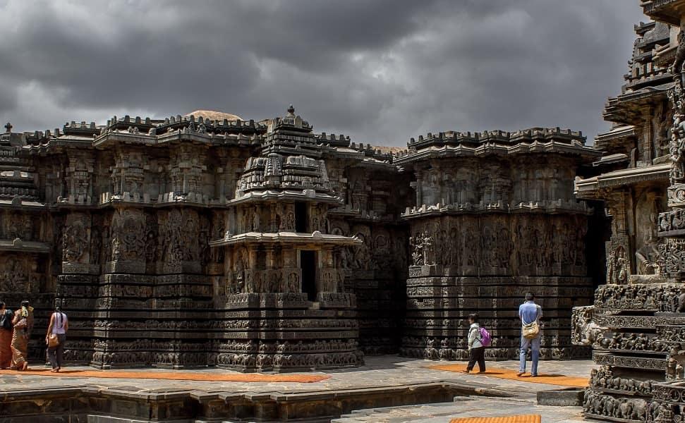 Индивидуальные туры в Индию. Халебиду. Хойсалешвар Храм фото
