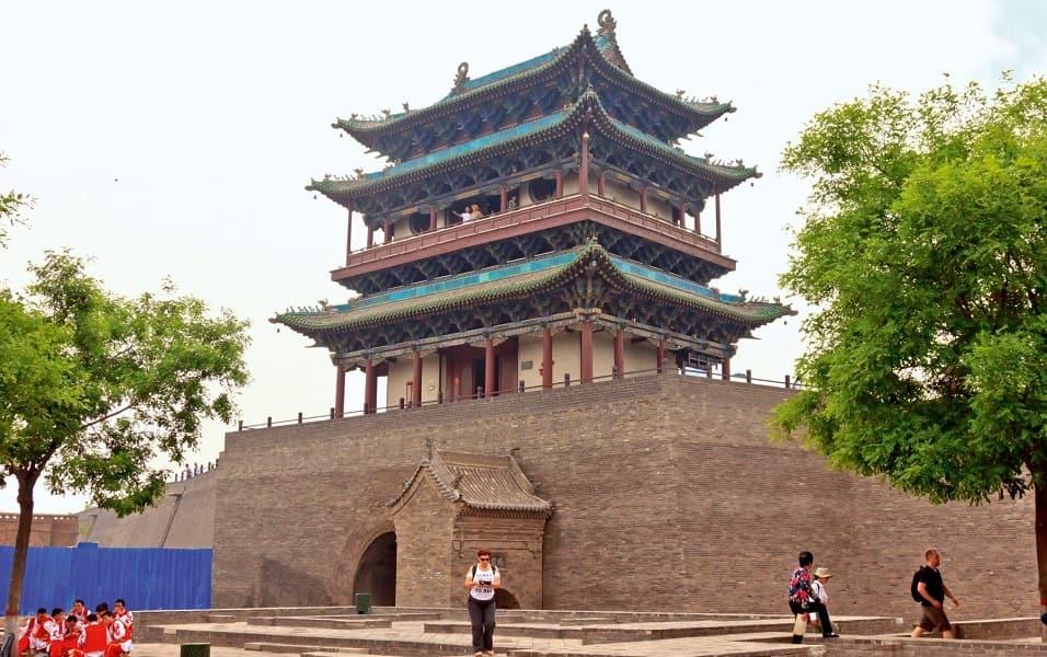 Индивидуальные туры в Китай. Пиньяо. Городская Стена